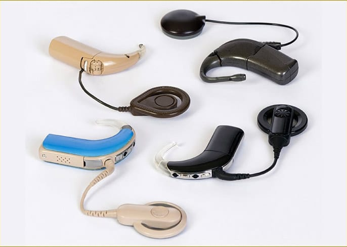 Four Cochlear Implants